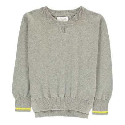 ARCH & LINE Yellow Trim Jumper-listing