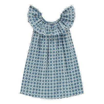 Le Petit Lucas du Tertre Robe Motifs Géométriques Dorita-listing