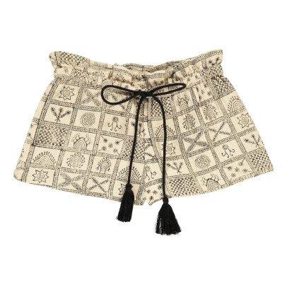Polder Girl Barcelona Printed Shorts-listing
