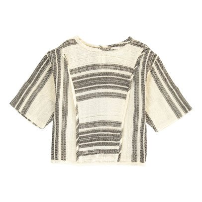 Polder Girl Bart Striped Blouse-product