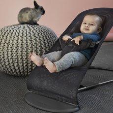 BabyBjörn Transat Bliss en tissu maille filet-listing