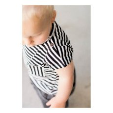 1+ IN THE FAMILY Rob Pocket Striped T-Shirt-product