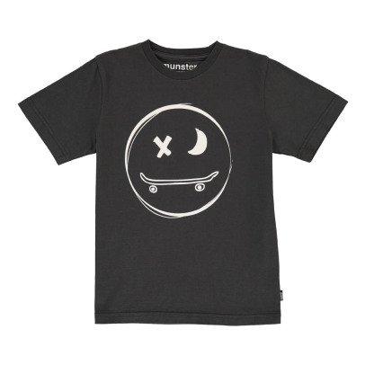 Munsterkids Camiseta Smiley Bordes-listing