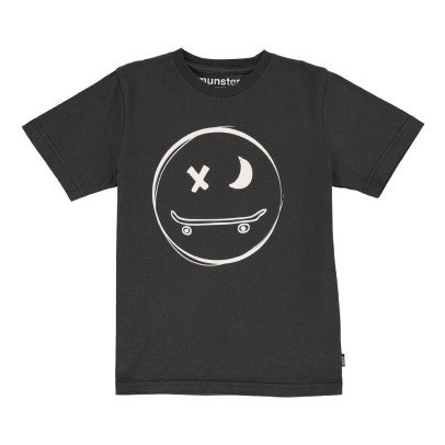 Munsterkids T-Shirt Smiley Boarders-listing