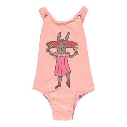 Oeuf NYC Mariachi Rabbit 1 Piece Swimsuit-listing