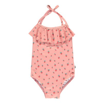 Oeuf NYC Maillot 1 Pièce Volants Fraises-listing