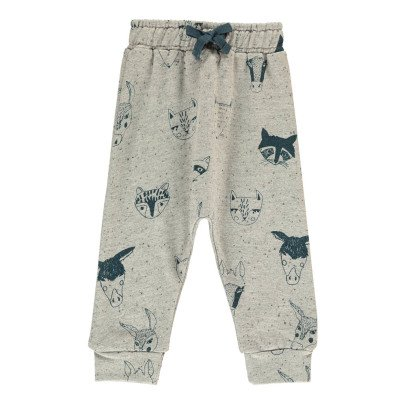 Soft Gallery Meo Animals Flecked Jogging Bottoms-listing