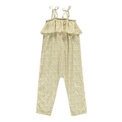 De Cavana Lemon Liberty Jumpsuit-listing