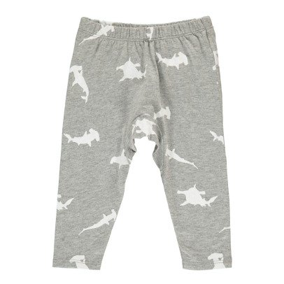 Munsterkids Hammer Shark Harem Jogging Bottoms-listing