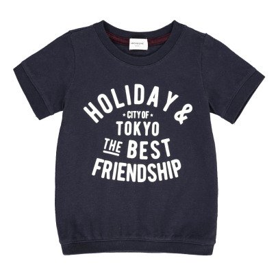ARCH & LINE Camiseta Surabu Friendship-listing