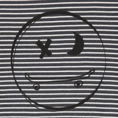 Munsterkids Smiley Rollin Striped T-Shirt-listing