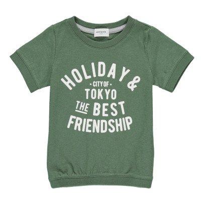 ARCH & LINE Friendship Surabu T-shirt-listing