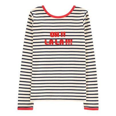 La Petite Française Camiseta Marinera Mousse-listing