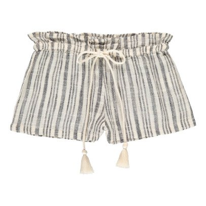 Polder Girl Barcelona Striped Shorts-product