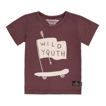 Munsterkids Camiseta Wild Wheels-listing