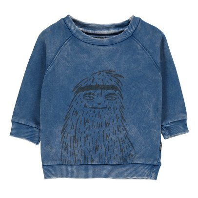 Munsterkids Munster Fangs Washed Sweatshirt-listing