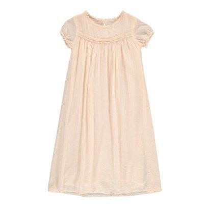 Sunchild Vestido Largo Bordados Graciosa-listing
