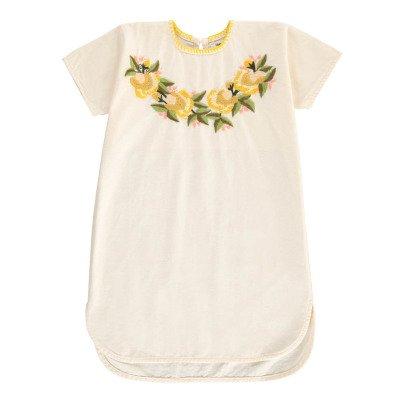 Tambere Vestido de Flores-listing
