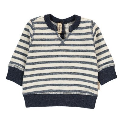De Cavana Striped Sweatshirt-listing