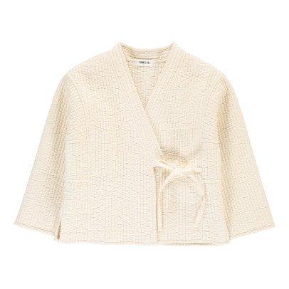 Tambere Graphic Back Kimono Jacket-listing