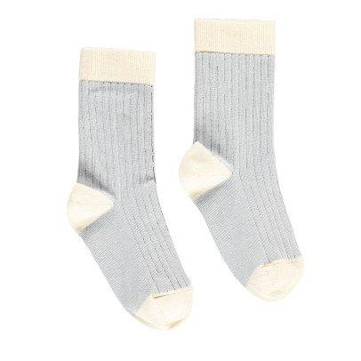 MAX & LOLA Socken Grau -listing