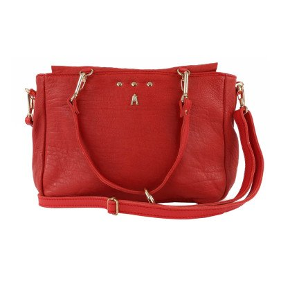 Craie Maths Mini Leather Reversible + Adjustable Bag-listing