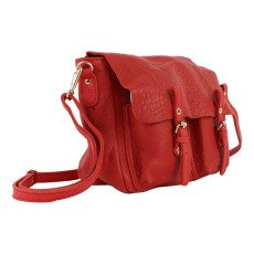 Craie Maths Mini Leather Reversible + Adjustable Bag-product