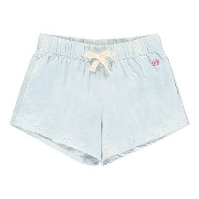 Munsterkids Resort Chambray Shorts-listing