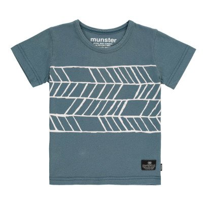 Munsterkids Rhombus T-Shirt -listing