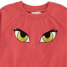 Indee Asia Embroidered Eyes Sweatshirt-listing