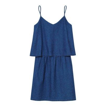 Labdip Sophia Cotton and Linen Dress-listing