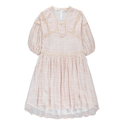 Louise Misha Tinja Silk and Cotton Dress - Women's Collection-product