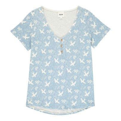 Blune Camiseta Pájaro del Paraíso-listing