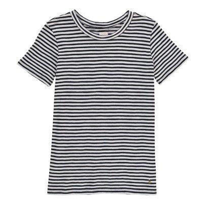 Des petits hauts Jessaya Striped T-Shirt-listing