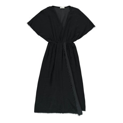 Masscob Vestido Largo Cuello V-listing
