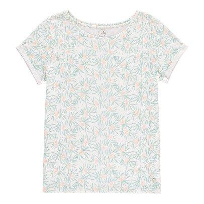 Des petits hauts T-shirt Fleuri Fyodor-listing