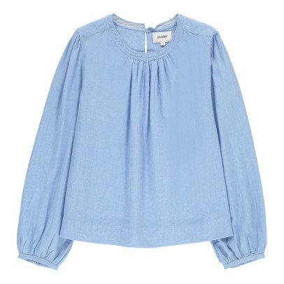 Polder Pippa Gathered Blouse-product