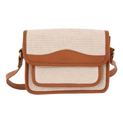 Sessun Romi Leather Saddlebag-listing