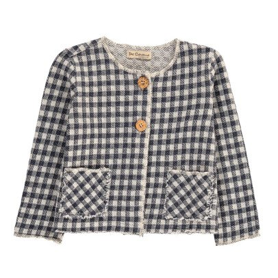 De Cavana Checked Jacket-listing