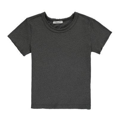 Babe & Tess T-Shirt Maniche con bordo-listing