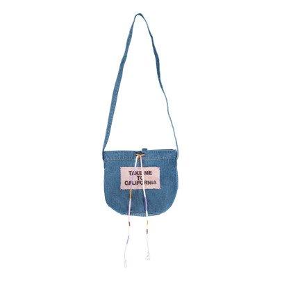 Tambere California Denim Saddlebag-listing