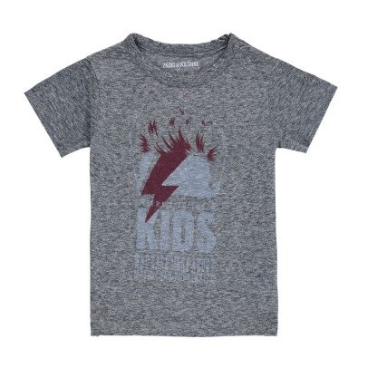 Zadig & Voltaire T-shirt Bowie -listing