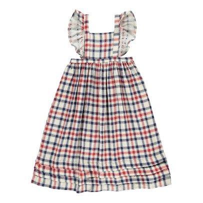 Atelier Barn Kleid aus Japanische Baumwolle Sasha -listing