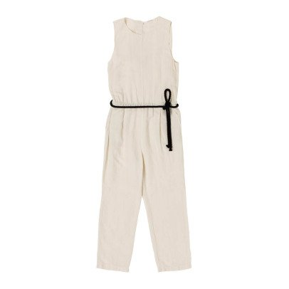 Pomandère Linen and Viscose Jumpsuit-listing