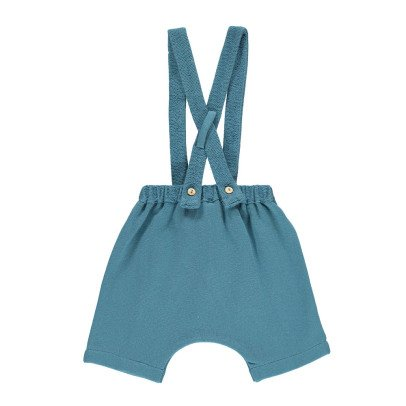 Omibia Chelsea Organic Cotton Shorts with Removable Braces-listing