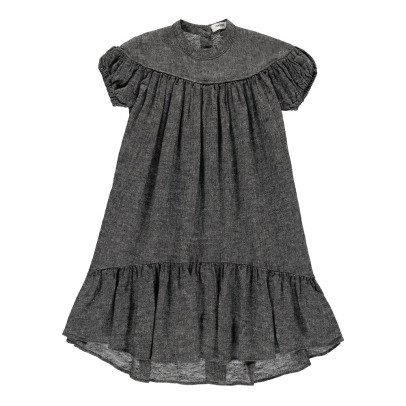 Tambere Ruffle Bottom Dress-listing
