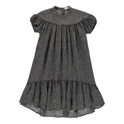 Tambere Vestido Bajo Volantes-listing