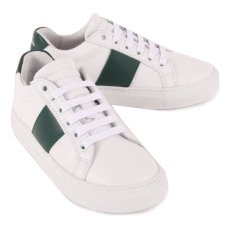 National Standard Edition 4 Green Lace Trainers-listing