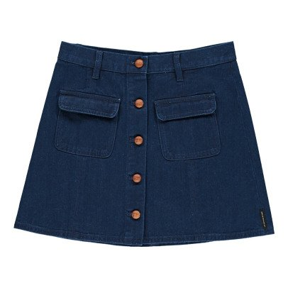 Les coyotes de Paris Molly Button-Up Skirt-listing