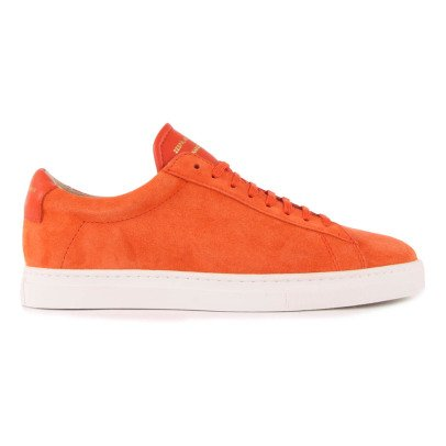 Zespà ZSP4 Lace Up Suede Trainers-listing